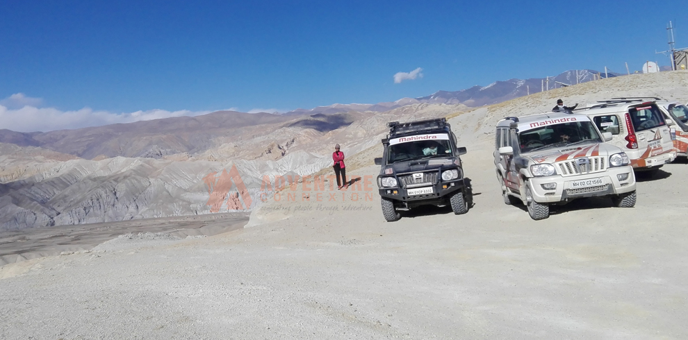Mustang Tiji Festival Jeep Tour
