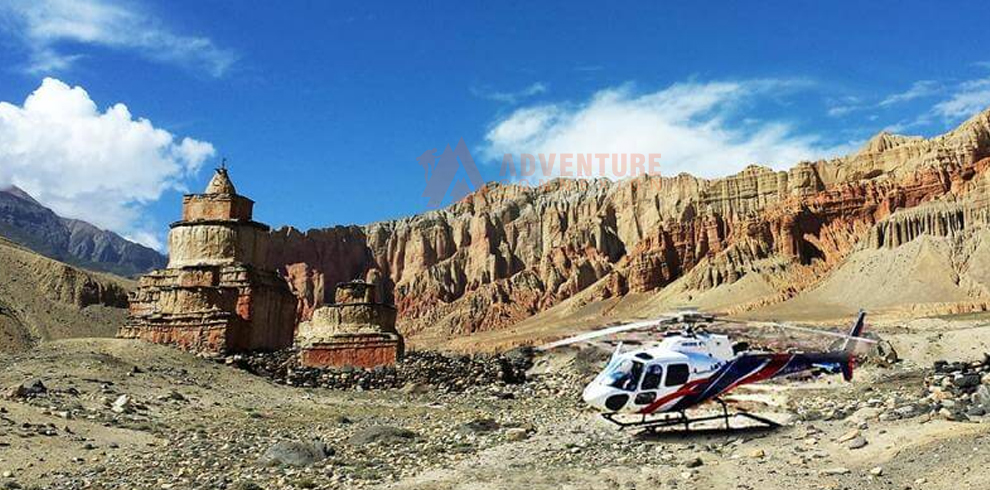 Lo Manthang Helicopter Tour