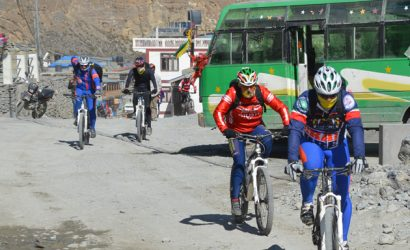 Upper Mustang Bicycle Tour