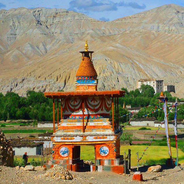 Upper Mustang Trek | Lo Manthang Trek | Itinerary & Package Details