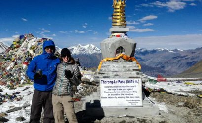 Annapurna Circuit to Upper Mustang Trek